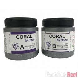 Comprar Pegamento para corales Coral to Rock de Xaqua online en Barcelona Reef