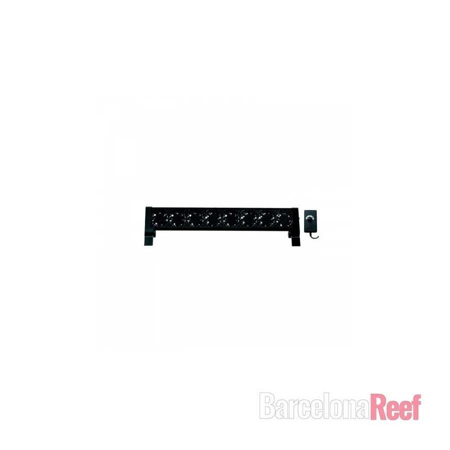 Ventiladores DVH-8 para refrigeración del acuario